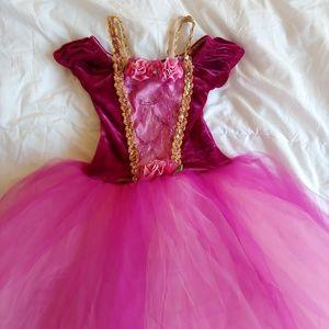 Dance princess dress